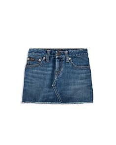 Ralph Lauren - Girls' Denim Skirt - Little Kid