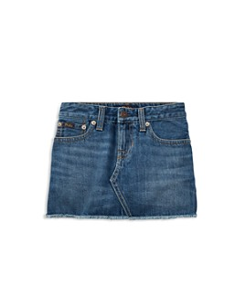 Ralph Lauren - Girls' Denim Skirt - Little Kid