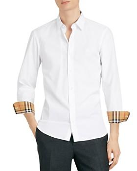 6fec6114e Burberry - William Regular Fit Sport Shirt ...