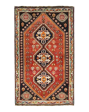 Solo Rugs Sarouk Winnie Hand-Knotted Area Rug, 3' 8 x 5' 5