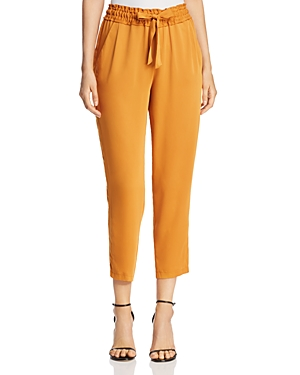 Vero Moda Venice Drawstring Ankle Pants