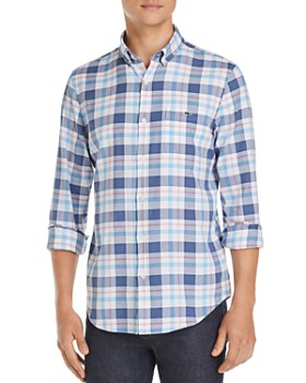 Vineyard Vines - Colony Bay Plaid Slim Fit Button-Down Shirt
