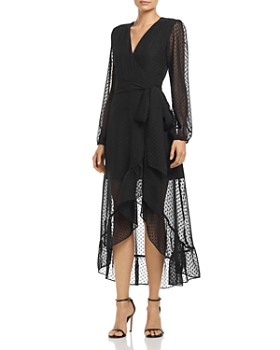 WAYF - Only You Wrap Dress - 100% Exclusive