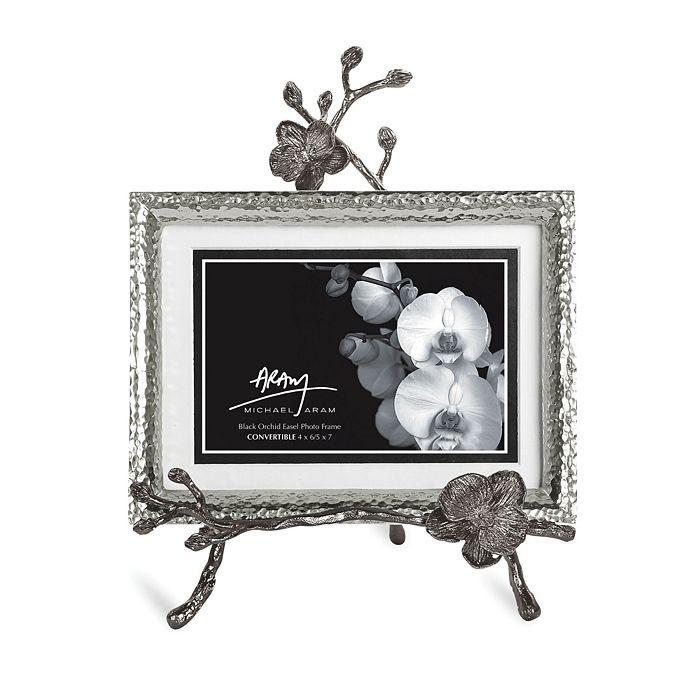 "Michael Aram - Black Orchid Easel Frame, 5"" x 7"""