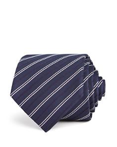 Emporio Armani Multi-Stripe Silk Classic Tie - 100% Exclusive - Bloomingdale's_0