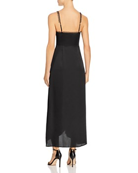 For Love & Lemons - Isabella Satin Maxi Dress