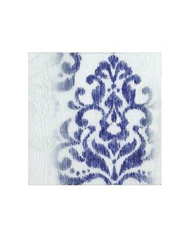 Annieglass - Bali Blue Square Plate - 100% Exclusive