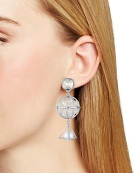 Atelier Swarovski - Nostalgia Drop Earrings