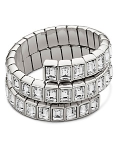 Atelier Swarovski - Fluid Wrap Bracelet