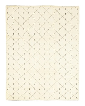 Solo Rugs - Solo Rugs Rabat Zaza Hand-Knotted Area Rug Collection