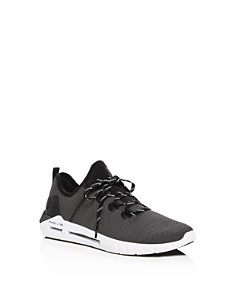 Under Armour - Boys' BGS Hovr Lace Up Sneakers - Big Kid
