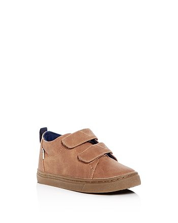 TOMS - Unisex Lenny Mid Top Sneakers - Baby, Walker, Toddler