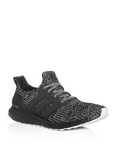 Adidas - Men's Ultraboost Knit Cross-Train Lace-Up Sneakers