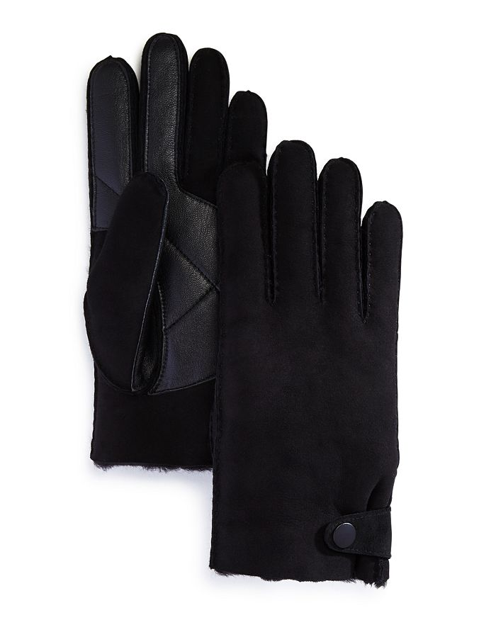 UGG® - Slim Shearling Gloves