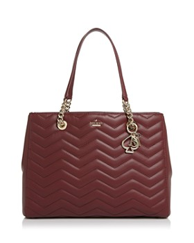 kate spade new york - Reese Park Courtnee Large Leather Shoulder Bag