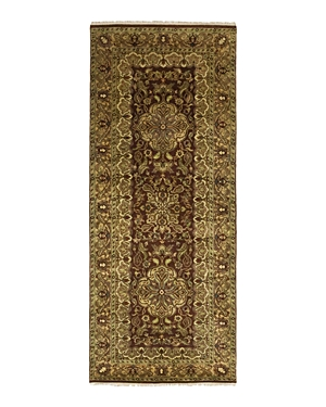 Solo Rugs Oushak Udani Hand-Knotted Area Rug, 4'0 x 10'2