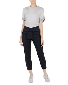 Ted Baker - Betha Bow-Detail Pants