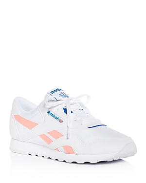 Reebok Women's Classic Retro Lace Up Sneakers