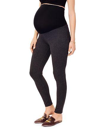 c80fb8195f5fe2 Ingrid & Isabel Maternity Ponte Five-Pocket Ankle Leggings ...