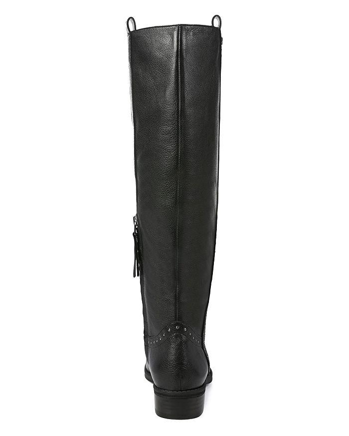 0172a3e9bae3 Sam Edelman Women s Prina 2 Wide Calf Tall Leather Boots ...