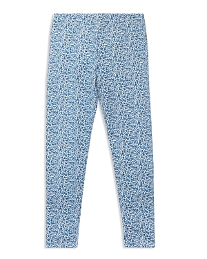 Polo Ralph Lauren Girls' Floral-Print Leggings - Big Kid
