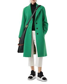 Burberry - Ellerton Long Coat