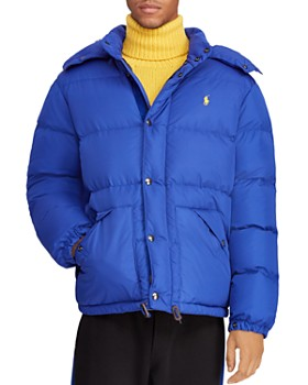 3bd52b0b20a5f Polo Ralph Lauren - Water-Repellent Down Jacket ...