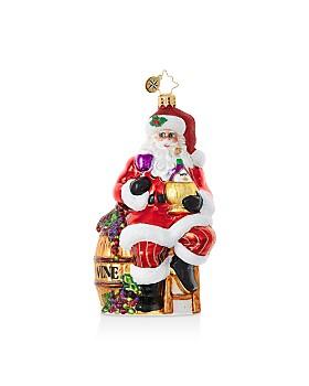 edc7fd619 Christopher Radko - Cabernet Christmas Ornament