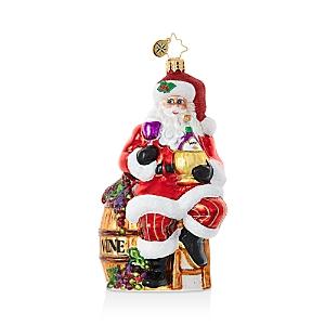 Christopher Radko Cabernet Christmas Ornament