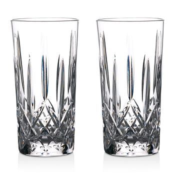Waterford - Lismore Highball Glass, Set of 2