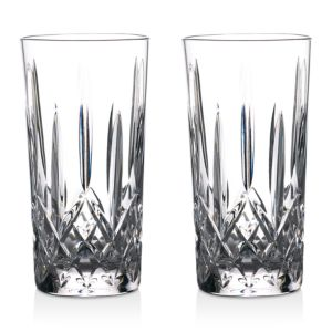 Waterford Lismore Highball Glass, Set of 2