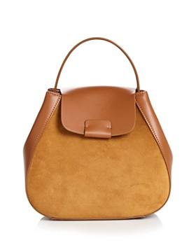 Nico Giani - Myria Medium Leather & Suede Crossbody