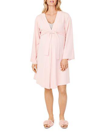 Ingrid & Isabel - Maternity Kimono-Style Robe