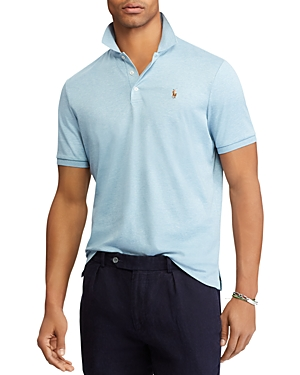 Polo Ralph Lauren Soft-Touch Classic Fit Polo Shirt