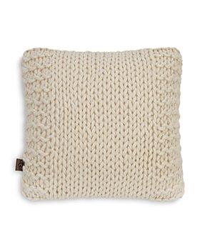 "UGG® - Wharf Knit Decorative Pillow, 20"" x 20"""