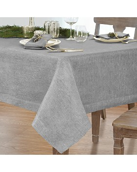 """Villeroy & Boch - La Classica Metallic Tablecloth, 70"""" x 96"""""""