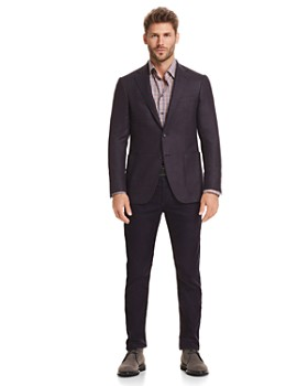 Canali - Canali Sportcoat - 100% Exclusive & J Brand Corduroy Pants - 100% Exclusive