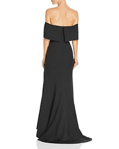 Jarlo - Harlow Off-the-Shoulder Gown - 100% Exclusive