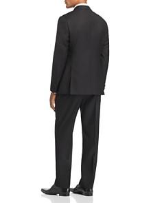 Armani - Black Regular Fit Peak-Lapel Tuxedo