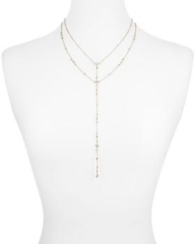 "Kendra Scott - Winifred Layered Lariat Necklace, 18"""