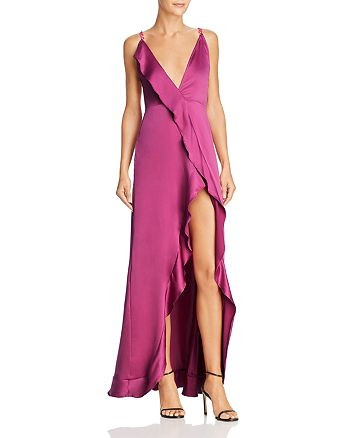 10d4a02bd6 For Love   Lemons - Isabella Ruffled Maxi Dress