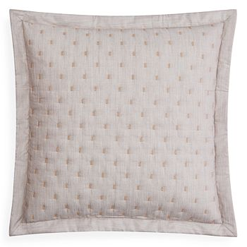 Home Treasures - Dreamwool Fil Coupe Quilted Euro Sham
