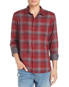 John Varvatos Star USA - Double-Faced Regular Fit Reversible Shirt - 100% Exclusive