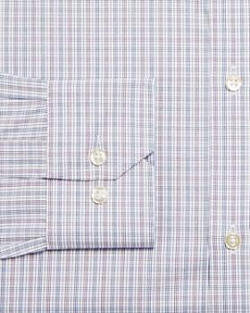 The Men's Store at Bloomingdale's - Cross Check Regular Fit Dress Shirt - 100% Exclusive