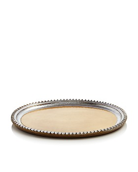 VIETRI - Florentine Small Oval Wood Tray - 100% Exclusive