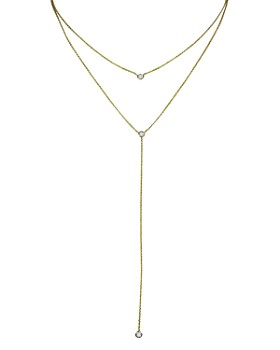 10c5b1fac8e Jules Smith - Double Layer Drop Necklace