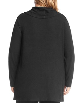 Karen Kane Plus - Cowl Neck Sweater