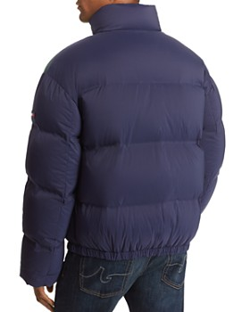 Tommy Jeans - Oversized Color-Block Puffer Jacket