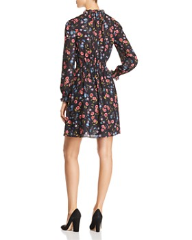 kate spade new york - Meadow Print Smocked Dress