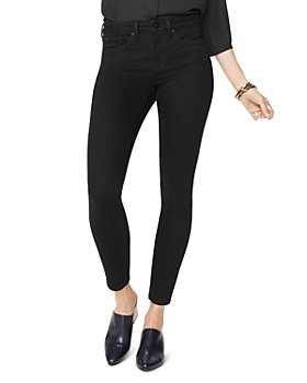 NYDJ - Ami Ankle Skinny Jeans in Black